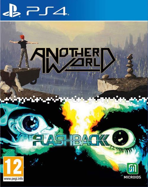 Another World + Flashback Edition Limitée PS4