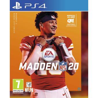 MADDEN NFL 20 FR/NL PS4