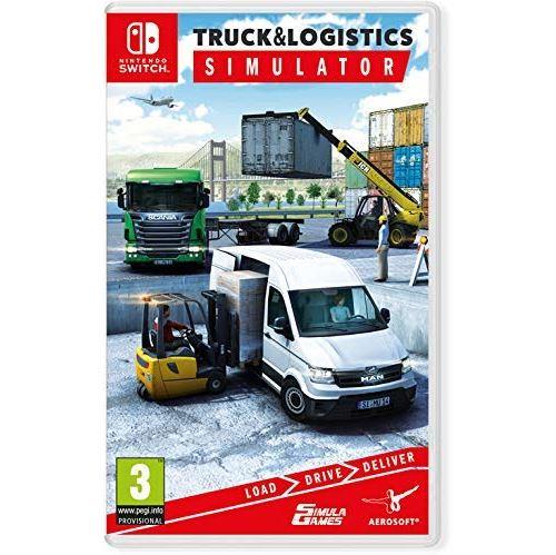 Truck et Logistics Simulator pour Nintendo Switch