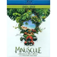 Minuscule 2 : Les mandibules du bout du monde Blu-ray 3D
