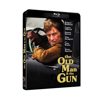 OLD MAN AND THE GUN-FR-BLURAY
