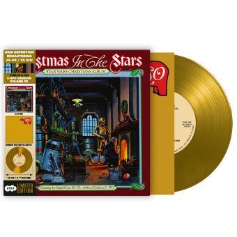 Star Wars Christmas Album Gold Version