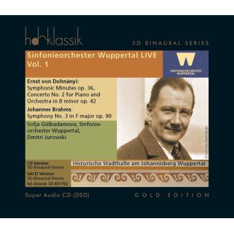 Sinfoniorchester wuppertal live volume 1