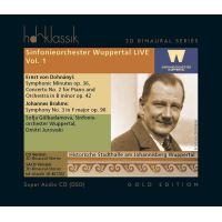 Sinfoniorchester wuppertal live volume 1