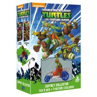 les tortues ninjacoffret les tortues ninja volume 3 et 4 dvd - Tortues Ninja Tortues Ninja