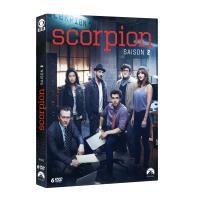 Scorpion Saison 2 DVD