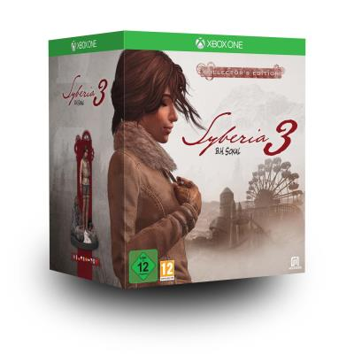 Syberia 3 Edition Collector Xbox One
