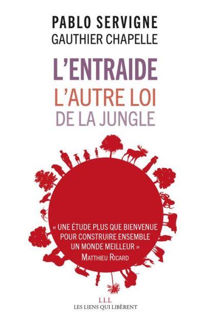 L'entraide - L'autre loi de la jungle - 9791020904508 - 14,99 €