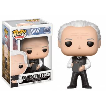 WESTWORLD-BOBBLE HEAD POP N°460-DR. ROBERT FORD