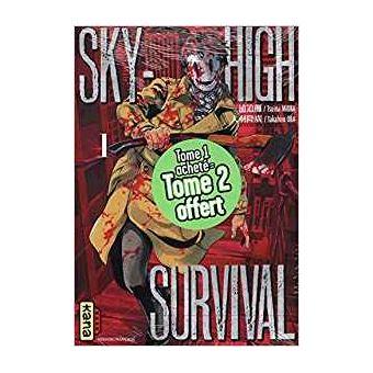 Sky High SurvivalSky high survival,01+02