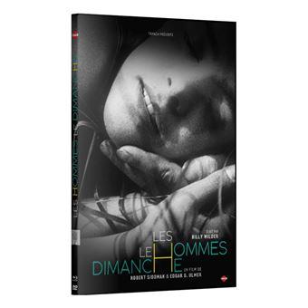 Les Hommes le dimanche Combo Blu-ray DVD