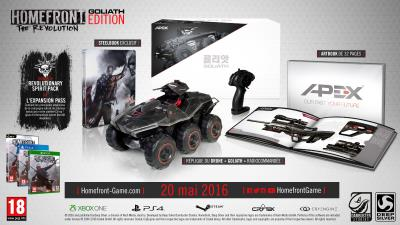 Homefront The Revolution Edition Goliath Xbox One