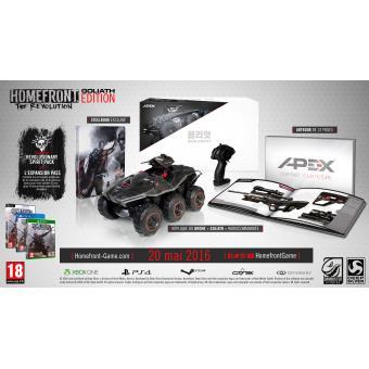 Homefront The Revolution Edition Goliath Xbox One