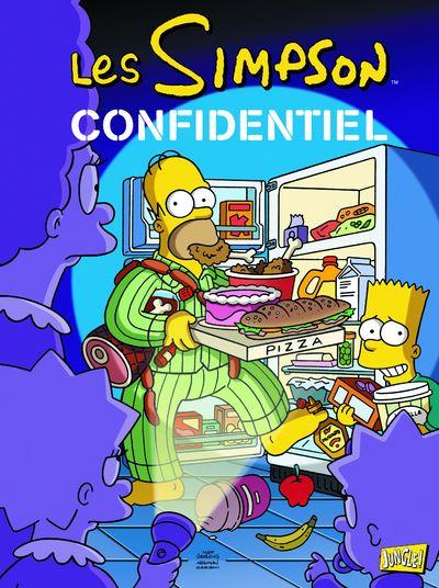 Les Simpson - tome 26 Confidentiel