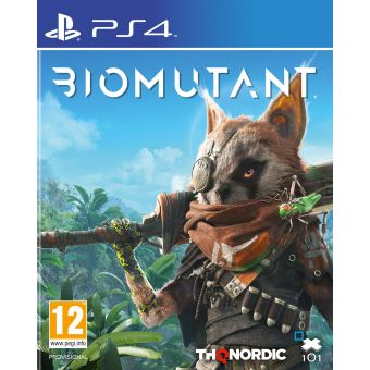 BIOMUTANT MIX PS4