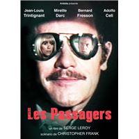 Les passagers DVD