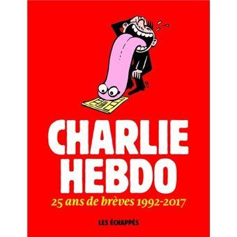 livre bd charlie hebdo