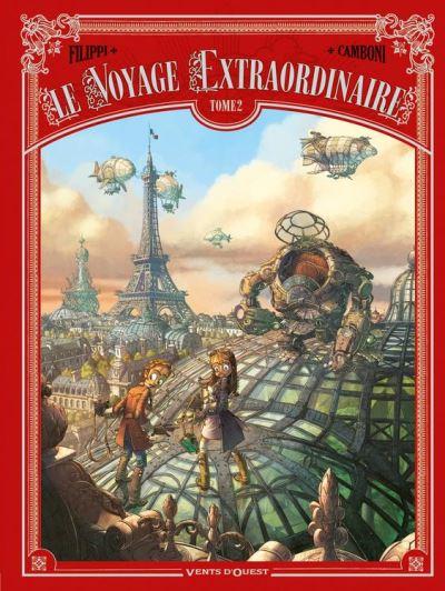 Le Voyage extraordinaire - Tome 02 - Cycle 1 - Le Trophée Jules Verne 2/3 - 9782331001338 - 6,99 €