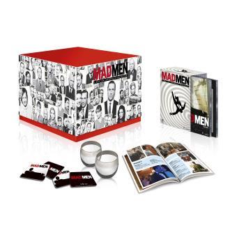 Mad MenCoffret Mad Men L'intégrale de la série  Edition Collector limitée DVD