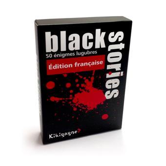 Black Stories Iello