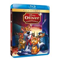 Oliver et Compagnie Blu-Ray