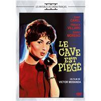 La Cave est piégé DVD