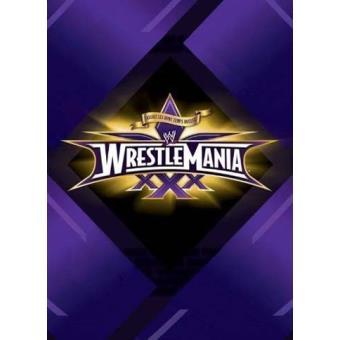 WWE WrestleMania 30 Blu-ray