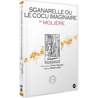 Sganarelle ou le cocu imaginaire de Molière DVD