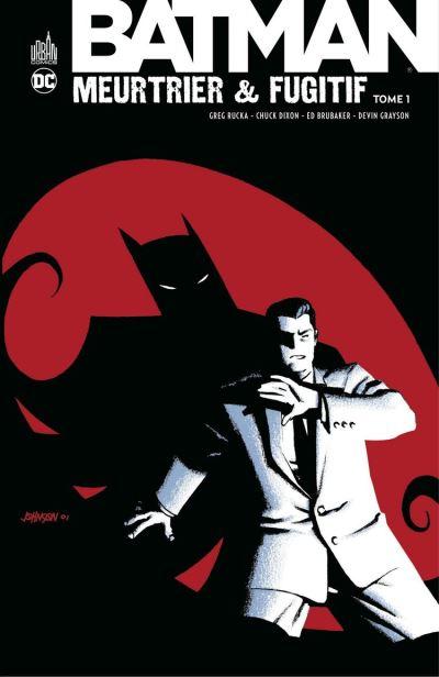 Batman - Meurtrier & fugitif - Tome 1 - 9791026840374 - 14,99 €