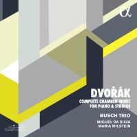 COMPLETE CHAMBER MUSIC FOR PIANO & STRINGS