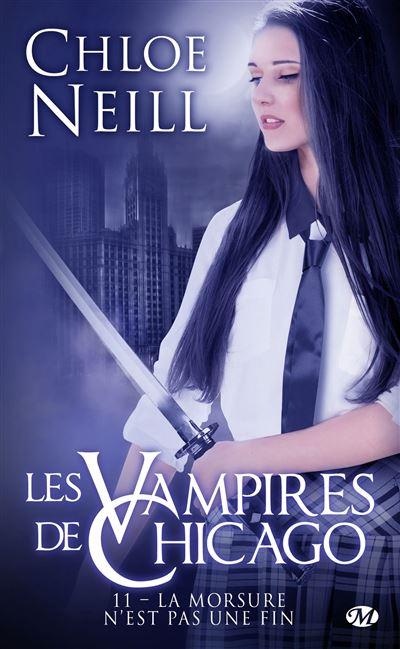 Les Vampires de Chicago, T11 : La Morsure n'est pas une fin
