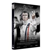 Steve McQueen The Man et Le Mans DVD