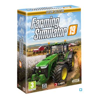 Farming Simulator 19 Edition Collector PC