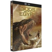Gods of Egypt Blu-ray 3D + 2D
