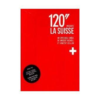 120 Secondes présente la Suisse DVD