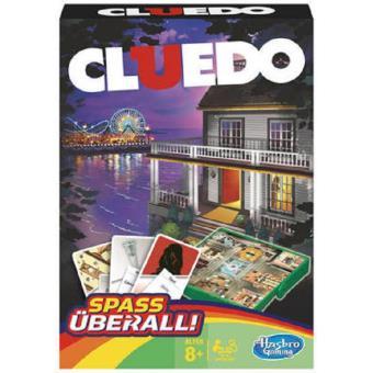 Cluedo Voyage Gaming