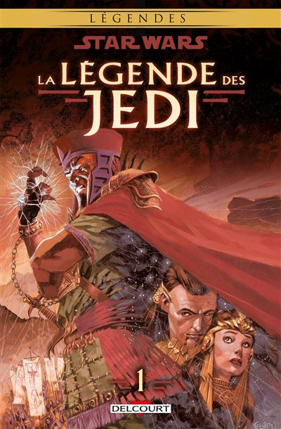 Star Wars - La légende des Jedi T01 - L'âge d'or des Sith