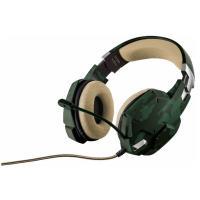 Casque Gaming Trust GXT 322C Vert Camouflage