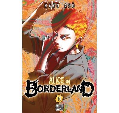 Alice in Borderland - Tome 14 : Alice in Borderland