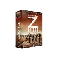 Z Nation Saisons 1 à 4 DVD