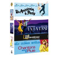 Coffret Comédie musicale Edition Spéciale Fnac DVD