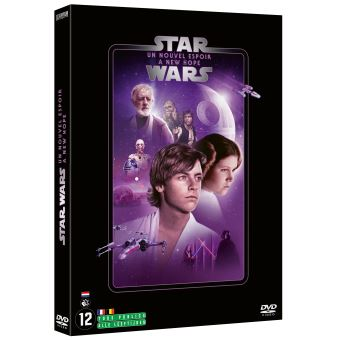 Star WarsStar Wars Un Nouvel Espoir Episode 4 DVD