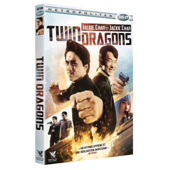 Twin Dragons DVD