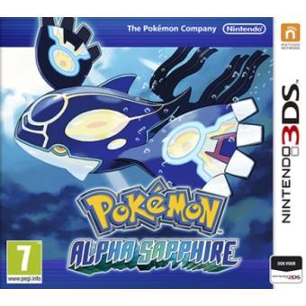 POKEMON ALPHA SAPPHIRE NL 3DS