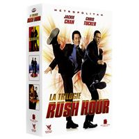 Coffret Rush Hour La Trilogie DVD