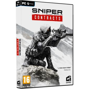 SNIPER GHOST WARRIOR CONTRACTS FR/NL PC