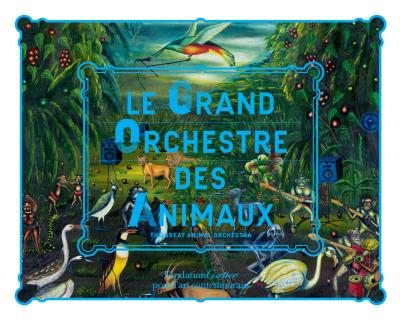 Le grand orchestre des animaux + cd (ang/fr)