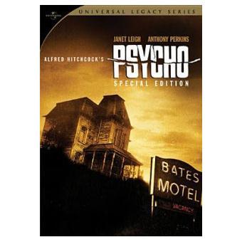 Psychose Edition Spéciale - DVD Zone 1