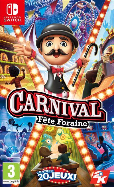 Carnival Fête Foraine Nintendo Switch
