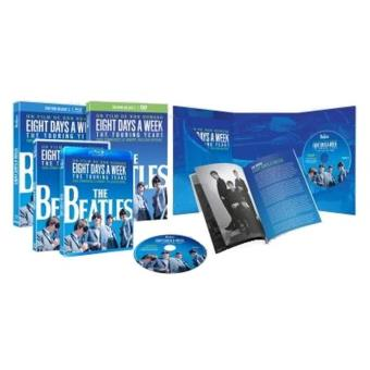 The Beatles Eight Days a Week The Touring Years Edition Deluxe Blu-ray